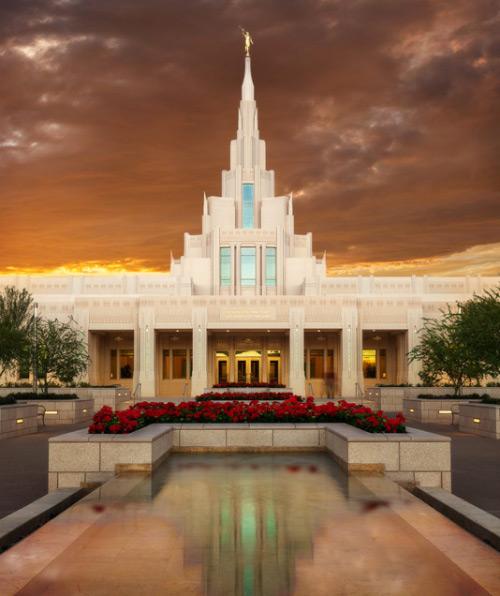 Mormon Lake Az >> Phoenix Arizona Temple Photography - LDS Temple Pictures