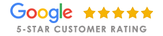 5-Star Verified Customer Rating