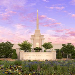 albuquerque-temple-vibrant-sunrise