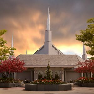 boise-temple-spring-sunrise