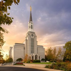 boston-temple-autumn-sunset