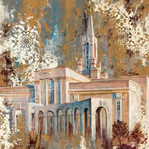 bountiful-temple-cold-wax-oil-painting