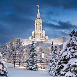 bountiful-temple-fresh-snow-twilight