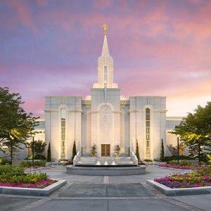 bountiful-temple-garden-sunset