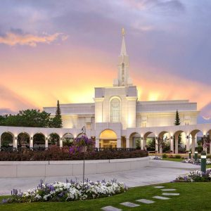 bountiful-temple-morning-light