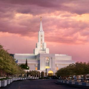 bountiful-temple-pastel-sunset-panoramic