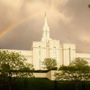 bountiful-temple-rainbow-sunset