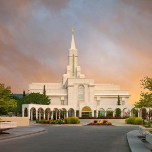 bountiful-temple-summer-skies