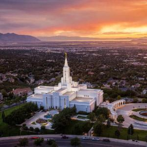 bountiful-temple-summer-sunset