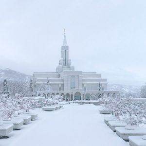 bountiful-temple-winter-day-aerial