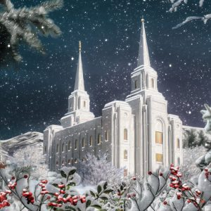 brigham-city-temple-brigham-city-temple-painting-winter-wonderland