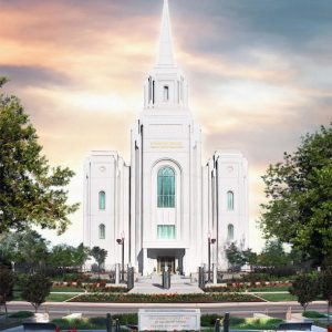 brigham-city-temple-daytime-painting