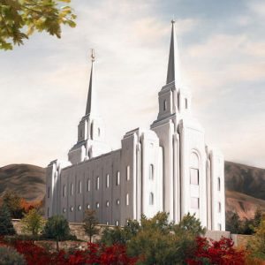 brigham-city-temple-fall-afternoon-painting