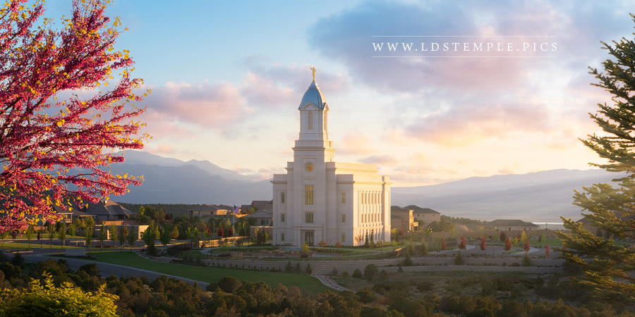 Cedar City Temple – Time for Eternal Things