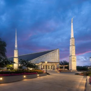dallas-temple-colors-of-dawn