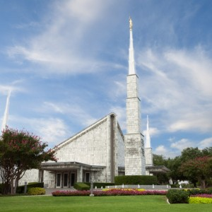 dallas-temple-peaceful-evening