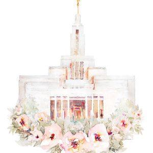 draper-temple-watercolor-painting