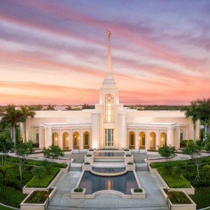 fort-lauderdale-temple-aerial-evening-pano