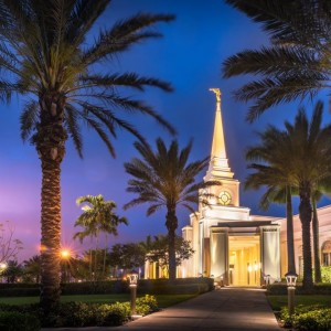 fort-lauderdale-temple-blue-hour