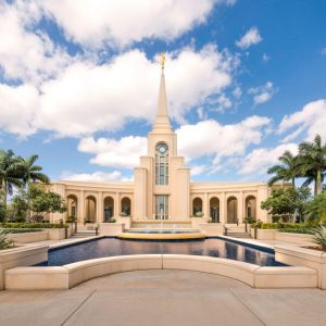 fort-lauderdale-temple-blue-skies