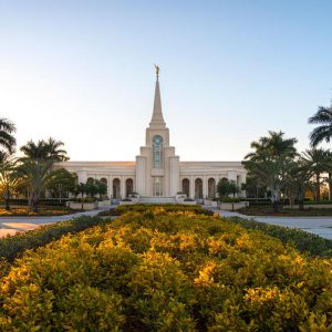 fort-lauderdale-temple-golden-hour