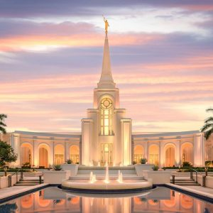 fort-lauderdale-temple-pastel-sunset