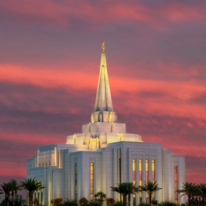 gilbert-temple-fading-sunset