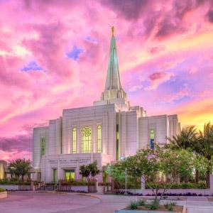 gilbert-temple-pastel-sunset-northwest
