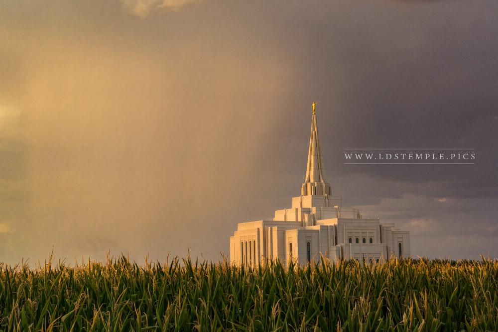 Gilbert Temple – Storm Overhead