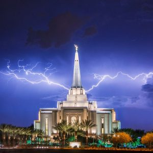 gilbert-temple-summer-lightning