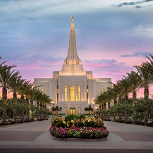 gilbert-temple-summer-peace