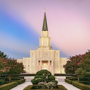 houston-temple-morning-glow