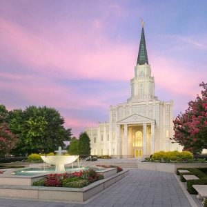 houston-temple-pastel-sunrise
