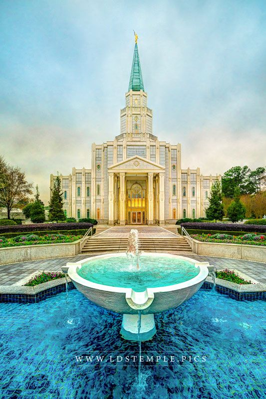 Houston Temple Promised Land Lds Temple Pictures