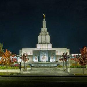 idaho-falls-temple-autumn-night
