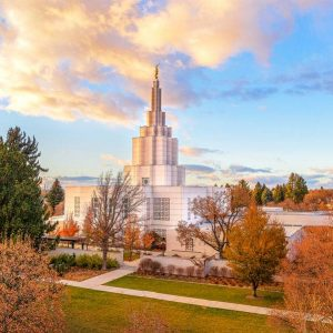 idaho-falls-temple-autumn-skies-aerial