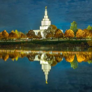 idaho-falls-temple-autumn-twilight