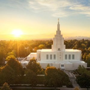 idaho-falls-temple-golden-sunrise