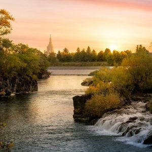 idaho-falls-temple-golden-view