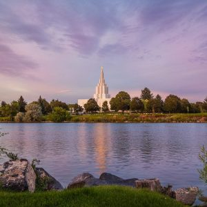 idaho-falls-temple-summer-pastel-sunset