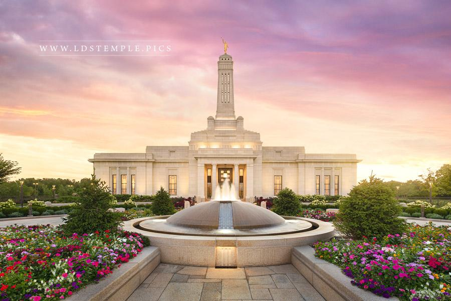 Indianapolis Temple – Glory To The Highest