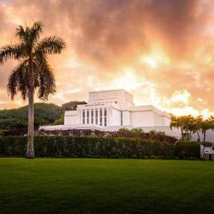 laie-hawaii-temple-sunset-pano
