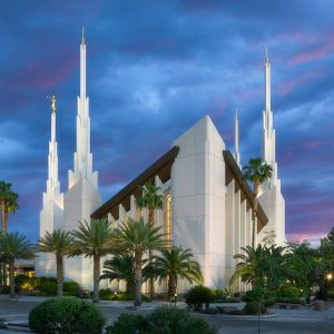 las-vegas-temple-blue-skies