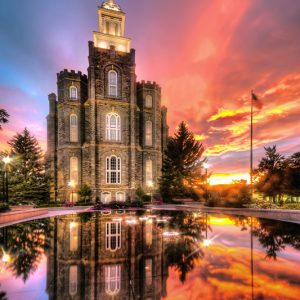 logan-temple-crimson-sunset