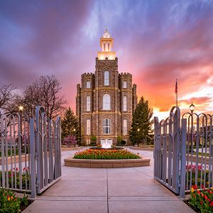 logan-temple-spring-colors