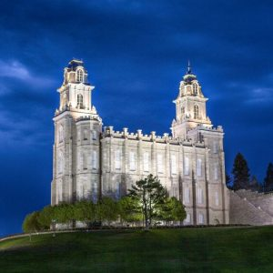 manti-temple-blue-hour