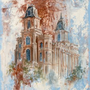 manti-temple-cold-wax-oil-painting