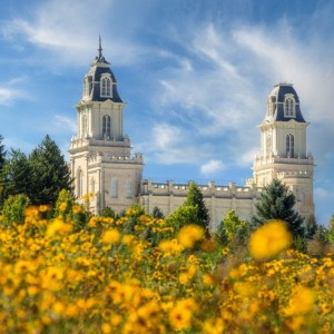 manti-temple-day-flowers