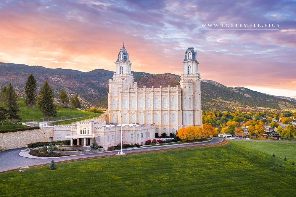 Manti Temple – Greater Heights