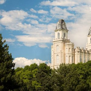 manti-temple-summer-afteroon
